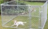 DOG ENCLOSURES & RUNS